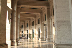 Colonnade Stock Foto's