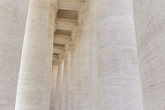 colonnade Imagens de Stock Royalty Free