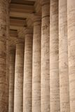 colonnade Royaltyfria Bilder