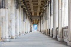 colonnade Imagem de Stock Royalty Free