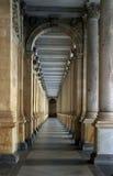 Colonnade Royalty-vrije Stock Foto's