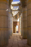 Colonnade In Atlas Studios Royalty Free Stock Image
