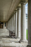 The Colonnade Stock Image