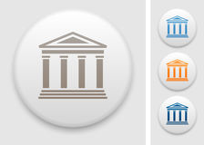 Colonnade icon Royalty Free Stock Photos