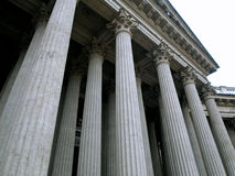 Colonnade of the Kazan Cathedral Royalty Free Stock Image