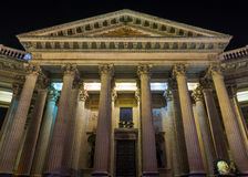 Colonnade of the Kazan Cathedral Stock Photos