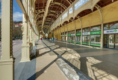Colonnade Marianske Lazne Royalty Free Stock Images