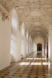Colonnade at Munich residence royalty free stock photography