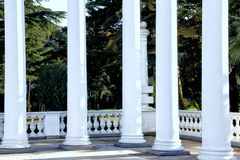 COLONNADE Royalty Free Stock Photo
