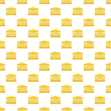 Colonnade pattern Royalty Free Stock Photos