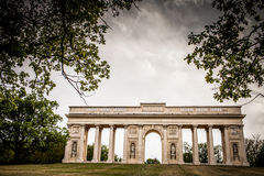 Colonnade Reistna Stock Photography