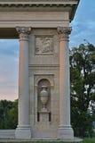 Colonnade Reistna Stock Images