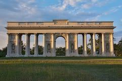Colonnade Reistna Stock Photography