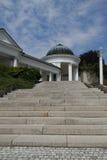 colonnademarianskebrunnsort Royaltyfria Bilder