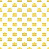 Colonnadepatroon Royalty-vrije Stock Foto's