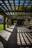 Colonnades Valley Gardens, Harrogate, Yorkshire, England Royalty Free Stock Image