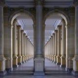 Colonnato Immagine Stock