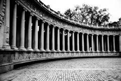 Colonnato Fotografia Stock