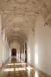 Colonnato alla residenza di Monaco di Baviera fotografie stock