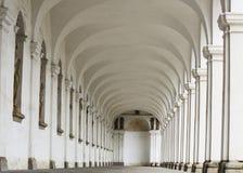 Colonnato di Kromeriz Fotografia Stock Libera da Diritti