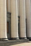 Colonnato di marmo Fotografia Stock