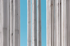 colonne Fotografia Stock Libera da Diritti