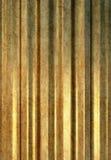 Colonne d'or photo libre de droits