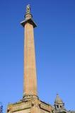 Colonne de Sir Walter Scott Photo stock