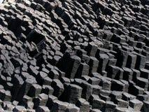 Colonne del basalto Fotografia Stock Libera da Diritti