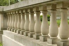 Colonne del cemento Immagini Stock
