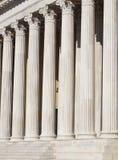 Colonne di marmo Fotografia Stock