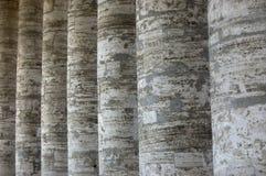 Colonne di Roma Fotografie Stock