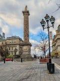 Colonne du ` s du Nelson, Montréal Image libre de droits