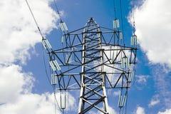 Colonne elettriche Immagini Stock Libere da Diritti