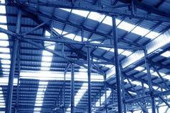 Colonne et plafond Image stock