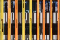 Colonne gaio colorate Fotografia Stock