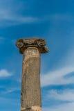 Colonne romaine antique Photographie stock libre de droits
