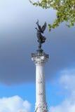 colonnes des girondins fotografia royalty free