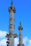 Colonnes rostrales Royalty Free Stock Photo