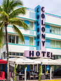 The Colony Hotel Royalty Free Stock Photography