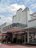 Colony Theatre Miami Beach Royalty Free Stock Image
