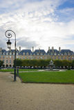 Coloque DES Vosges, París Foto de archivo libre de regalías