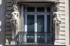 Coloque Vendome Paris Foto de Stock Royalty Free