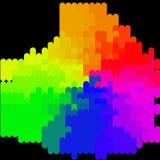 Coloré abstrait - fond Photo stock