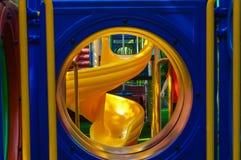 Coloré dans la pièce d'amusement Photographie stock