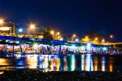 Coloré de Nan River Photographie stock libre de droits