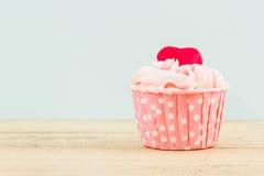 Coloré du gâteau de tasse douce Photo libre de droits