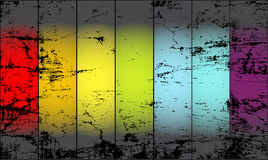 Color Imagen de archivo libre de regalías