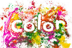 Color Royalty Free Stock Photos
