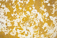 Color abrasion. Color abrasion on the wall Stock Photos